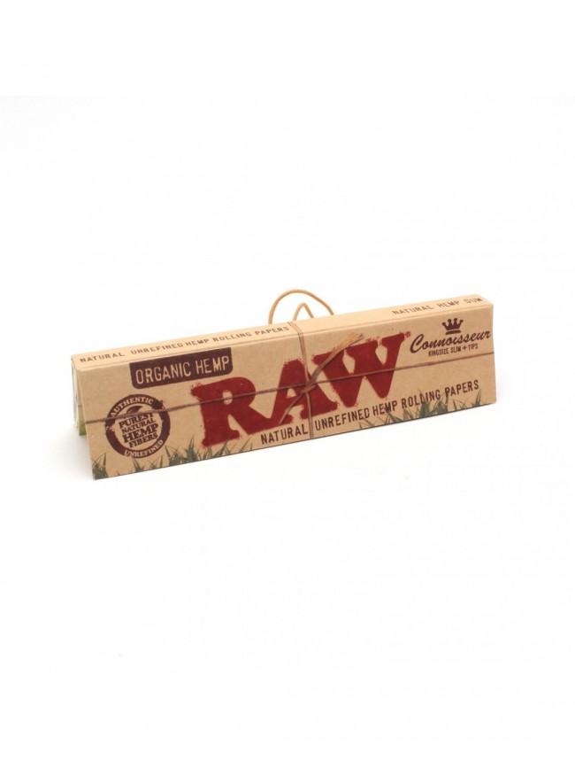 Bibułki RAW Organic z Filtrami 32 szt.