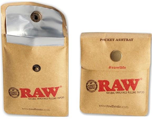 Popielniczka kieszonkowa RAW Pocket