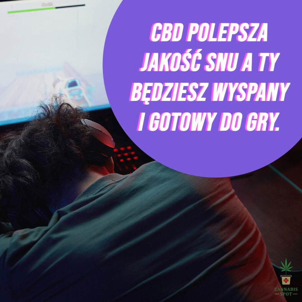 E-SPORT OLEJEK CBD ESPORT CANNABIS SPOT