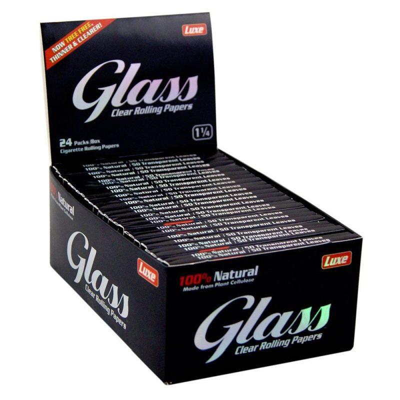 przezroczyste bletki Luxe Glass
