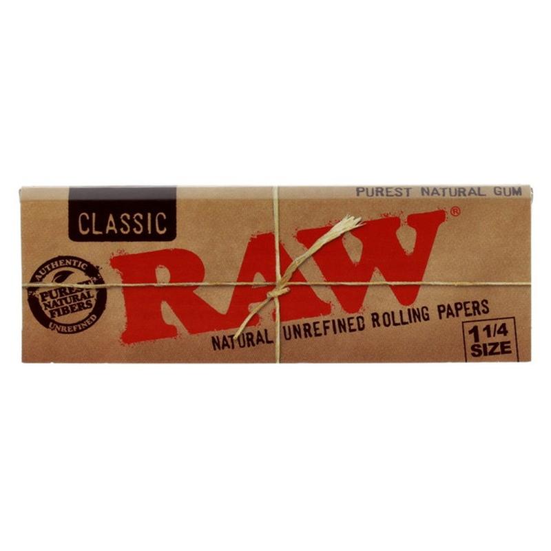 RAW CLASSIC 1/4